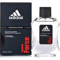 Adidas Team Force EDT Natural Spray - 100 ML