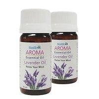 Buy 1 Get 1 Free Healthvit Aroma Lavender Essential Oil 30ml