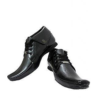 Elvace Black Comfy Formal-9007