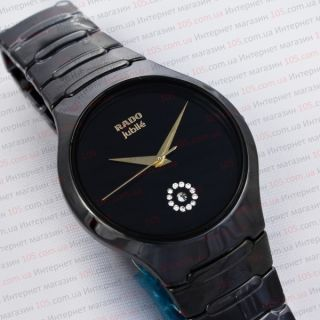 Rado Jubile Watch Black
