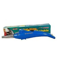 Dolphin Electric Gas Lighter With Led Torch