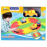 Winfun Tow Truck And Starter Track Set