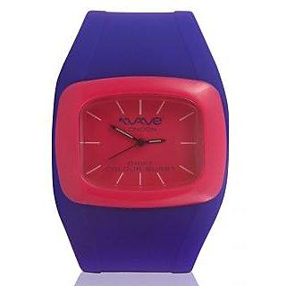 Wave London Drift Colour Burst Blue & Pink Watch (Wl-Cb-Bpk)