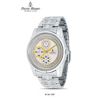Ferry Rozer Analog Men'S Watch FR_1003Y