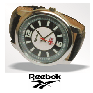 Reebok Men's Analog Watch
