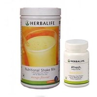 Formula-1 Nutritional Shake Mix- 500gms + Afresh Energy Drink Mix- 50 Gms