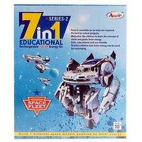 Annie 7 In 1 Educational Rechargable Solar Energy Kit