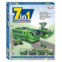 Annie 7 - In - 1 Educational Rechareable Solar Energy Kit Science