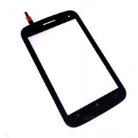 Replacement Touch Screen Digitizer Glass For Karbonn Titanium S1 - BLACK