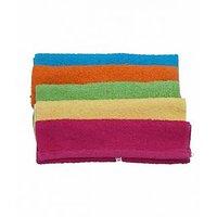 Cotton Face Towels- Set Of 6
