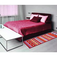Status Multi-Coloured Taba Runner Buy 1 Get 1 Free (TABA RUNNER_2pc_RMS986)
