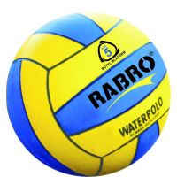Rabro Water Polo Rubber Moulded