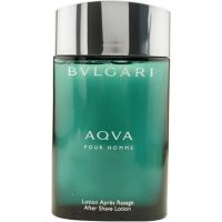 Bvlgari Aqva Pour Homme By Bvlgari For Men. Aftershave Pour 3.4 Oz. - 73422246