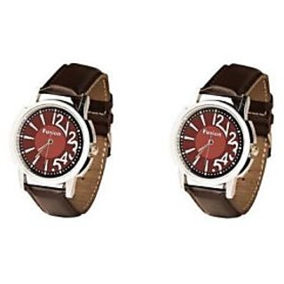 Buy One Fusion Watch (Code:F-Brown) And Get One Free. Buy One Get One Free.