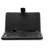 ClickAway 7 Inch Tablet Pouch Cover USB Keyboard Micromax Funbook, Tablet Pc, Mid, Epad, Apad