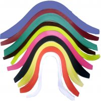 3 Mm Quilling Papers In Different Colors,10 Packs ,each Pack In Different Color