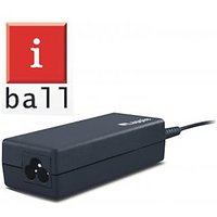 Iball 65W Laptop Power Adapter For Dell (LPA-1065D)