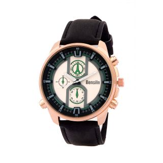 Branded Men's Analog Watch With Date