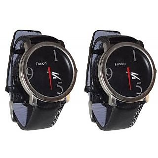 Buy One Fusion Watch (Code: F159) Black And Get One Free. Buy One Get One Free.