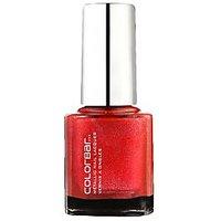 Colorbar Metallic Nail Lacquer, Red Diamond.