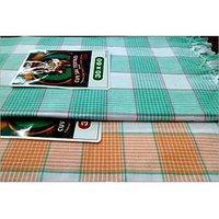 BATH TOWEL--COTTON TOWEL--A Set Of Two South Indian Towels-- Size 30 X 60 - 73586976