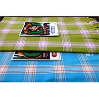 BATH TOWEL--COTTON TOWEL--A Set Of Two South Indian Towels-- Size 30 X 60 - 73588708