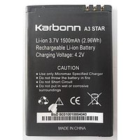 BATTERY FOR KARBONN A3STAR ANDROID PHONE LIMITED STOCK LOWEST PRICE