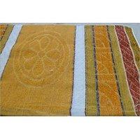 BATH TOWEL--COTTON TOWEL--multi Colored Towel-- Size 27 X 54