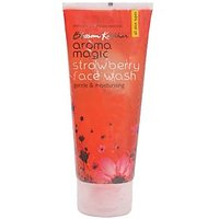 Aroma Magic Strawberry Face Wash (50 Ml)