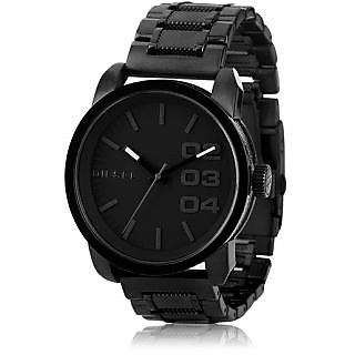 DZ1371 Black/Black Analog Watch