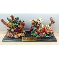 Feng Shui Dragon And Phoenix Pair