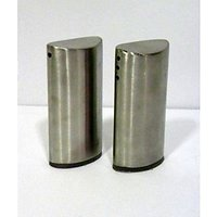 Exclusive Steel Craft Stainless Steel Salt & Pepper