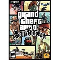 GTA: San Andreas Full PC Game + 12 GAMES Pack!