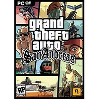 Grand Theft Auto: San Andreas Full PC Game + 12 GAMES Pack!