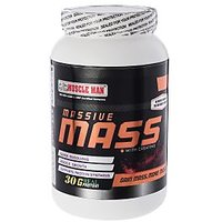 Massive Mass With Creatine -Increases Stamina / Builds Mass / Muscles - 2 Lbs