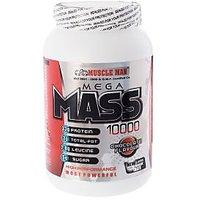 Mega Mass 10000 - Weight Gainer / Muscle Grow - 5 Lbs