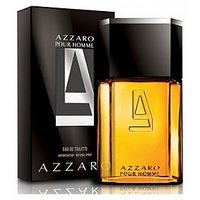 Azzaro Pour Homme Eau De Toilette Perfume Spray For Men 3.4 Ounces 100ml