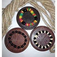 Combo Of 3 Wooden Bracelet By Handikart
