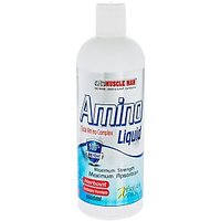 Amino Liquid - Weight Gainer / Increases Muscle Mass / Strength - 1 Ltr