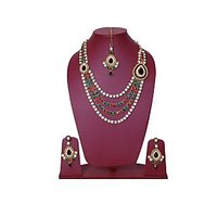 Women's Stylish Multicolour Necklace Sets