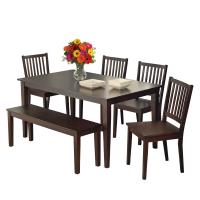 Afydecor Dining Set In Brown