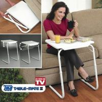 Table Mate II Folding Table/ Laptop Table / Dinner Table/ Study Table