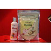 Thanaka Powder 100 Gm And  Kusuma Oil 100 Ml For Permanent Hair Removal