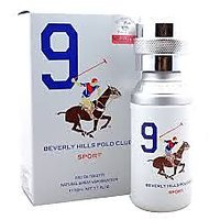 Beverly Hills Polo Club Sport 9 EDT - 50 Ml