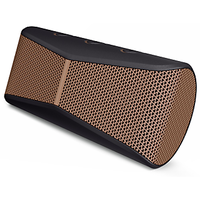Logitech X300 Mobile Wireless Stereo Speaker Black Brown