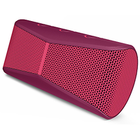 Logitech X300 Mobile Wireless Stereo Speaker RED