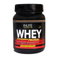 INLIFE Whey Protein 1Lb Cookies And Cream Flavour