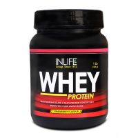 INLIFE Whey Protein 1Lb Strawberry Flavour