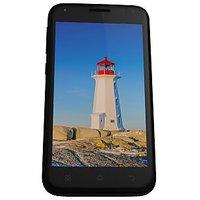 Intex Aqua Curve Mini Smart Mobile Phone (Black)