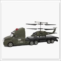 P702A 3.5CH Rc Helicopter 4ch Rc Truck With Demo Function 2 In 1 Rc Toys